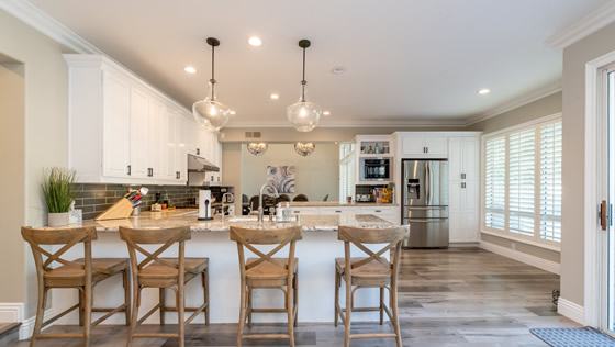 Kitchen Remodeling installed by Lawrenceville Home Improvement